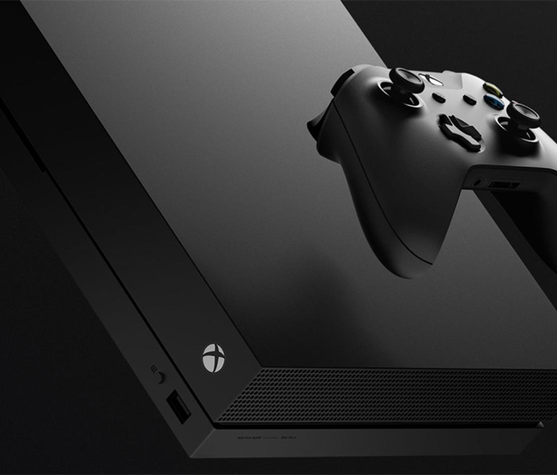 Xbox one x %281%29